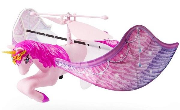 """Интерактивная игрушка """"Летающий Единорог"""" Flying Fairy Flutterbye"""