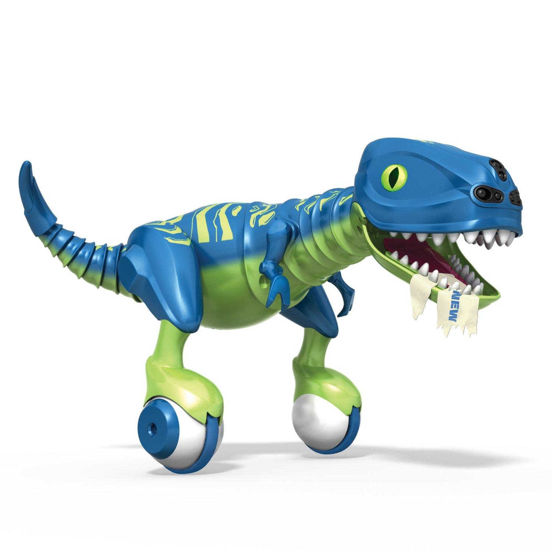 Интерактивный робот-игрушка Динозавр Эволюция Jester Dino Zoomer