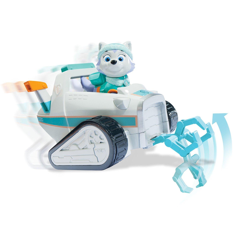 Машинка спасателя Снегоход Эверест «Щенячий патруль» Paw Patrol