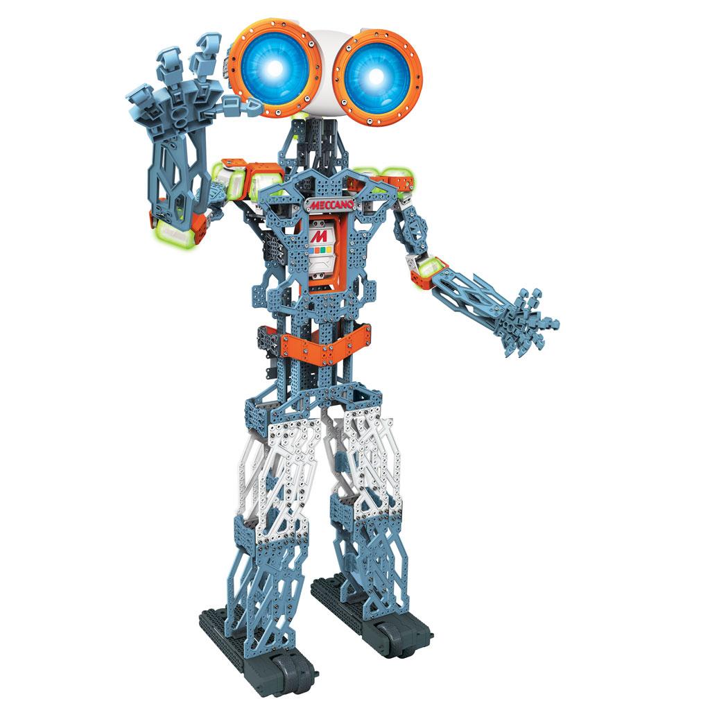 Интерактивный робот Meccanoid G15KS 120 см Конструктор Meccano
