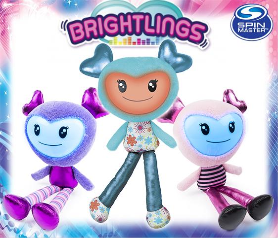 Интерактивная кукла Брайтлингс Brightlings