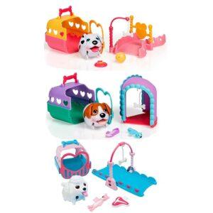 Игровой набор Детская площадка собачек Чабби Папис Chubby Puppies