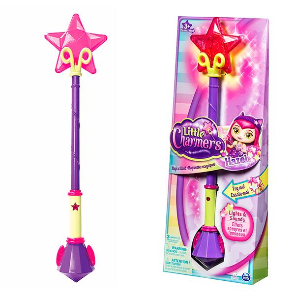 Игрушка Волшебная палочка (свет, звук) Маленькие Волшебницы Little Charmers