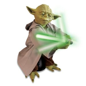 Интерактивная игрушка Легендарный Магистр Йода Звездные Войны Star Wars