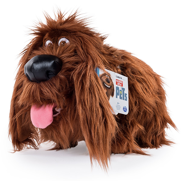 Мягкая игрушка Дворняжка Дюк 30 см «Тайная жизнь домашних животных»