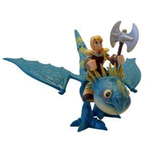 Набор Дракон и всадник Астрид и Громгильда Dragons