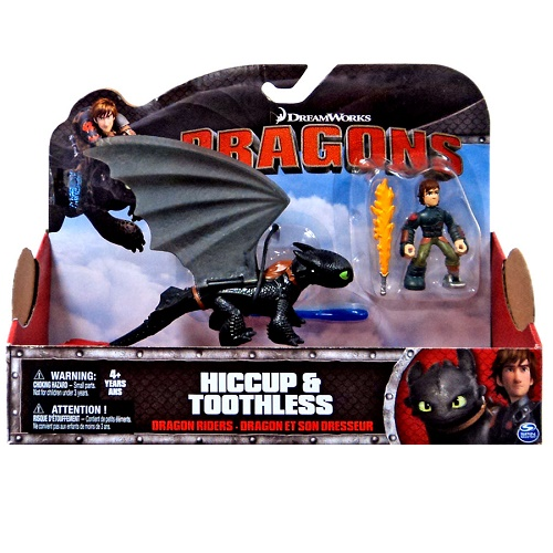 Набор Дракон и всадник Беззубик и Иккинг Dragons Spin Master купить ... 734deafcea1f1