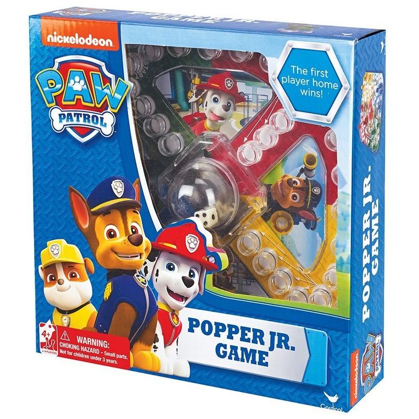 Настольная игра с кубиком и фишками малая «Щенячий патруль» Paw Patrol