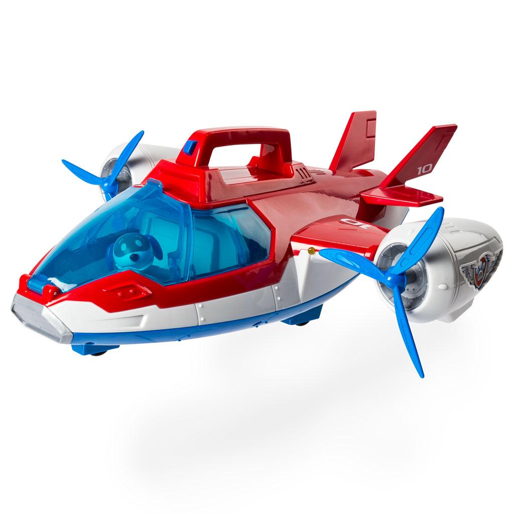 Самолет спасателей со светом и звуком «Щенячий патруль» Paw Patrol