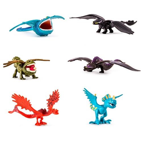 Фигурка-игрушка дракона «Как приручить дракона» Dragons