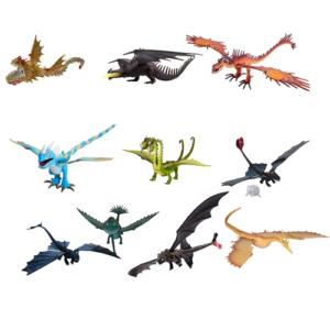 """Функциональные драконы """"Как приручить дракона"""" Dragons"""