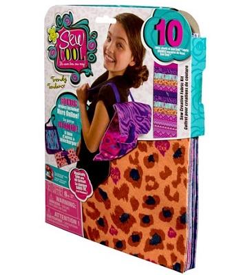 Набор для создания собственных дизайнов Рюкзак Sew Cool