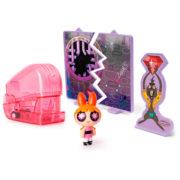 Игровой набор Суперкрошка Цветик в машинке Powerpuff Girls