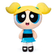 Мягкая игрушка-кукла Суперкрошка Пузырек 30 см Повторяет слова Powerpuff Girls