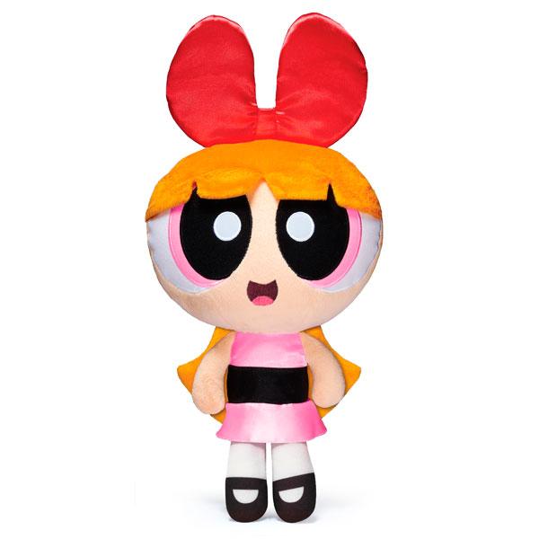 Мягкая игрушка-кукла Суперкрошка Цветик 30 см Повторяет слова Powerpuff Girls