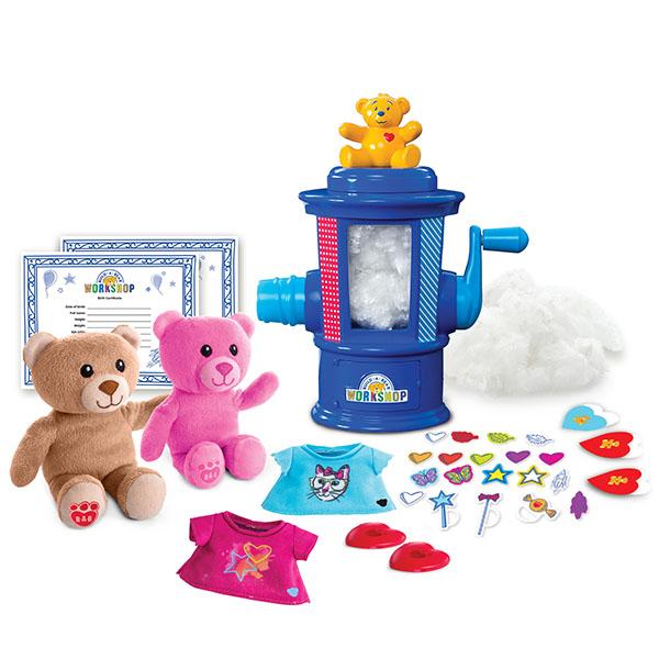 Студия мягкой игрушки Мишки Build-a-Bear