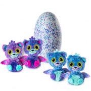 Интерактивная игрушка Котята Близнецы Двойной сюрприз в яйце Hatchimals