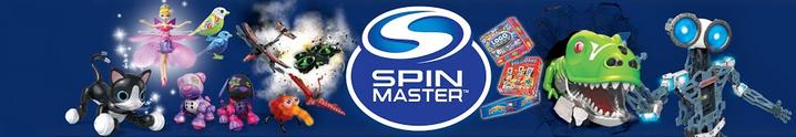 Игрушки и фигурки от Spin Master в России