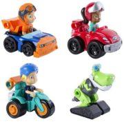 Игровой набор Машинка героя Расти-механик Rusty Rivets