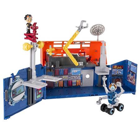 Игровой набор «Строительная лаборатория» Расти Rusty Rivets