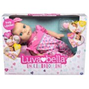 Интерактивная кукла Новорожденный малыш Лувабелла Luvabella Newborns