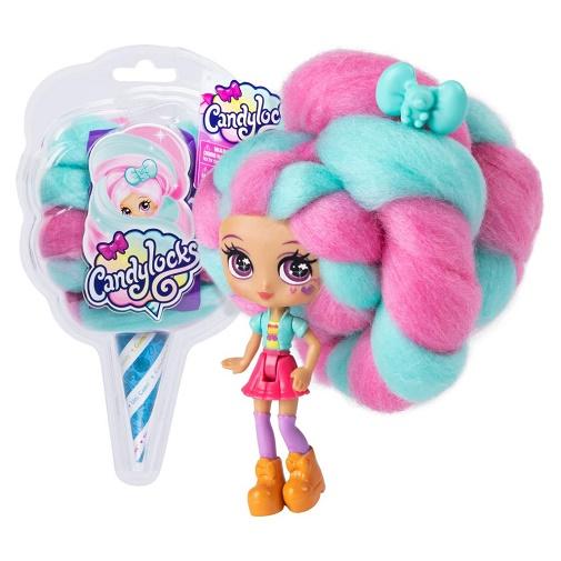Кукла с волосами Сахарная вата Candylocks