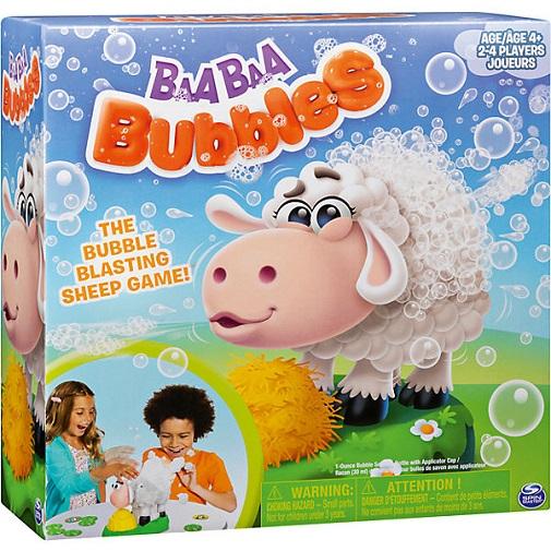 Настольная игра «Чихающая овечка» Baa Baa Bubbles