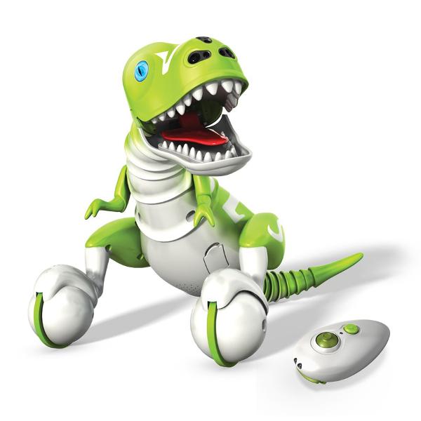 Интерактивный робот-игрушка Динозавр Dino Zoomer