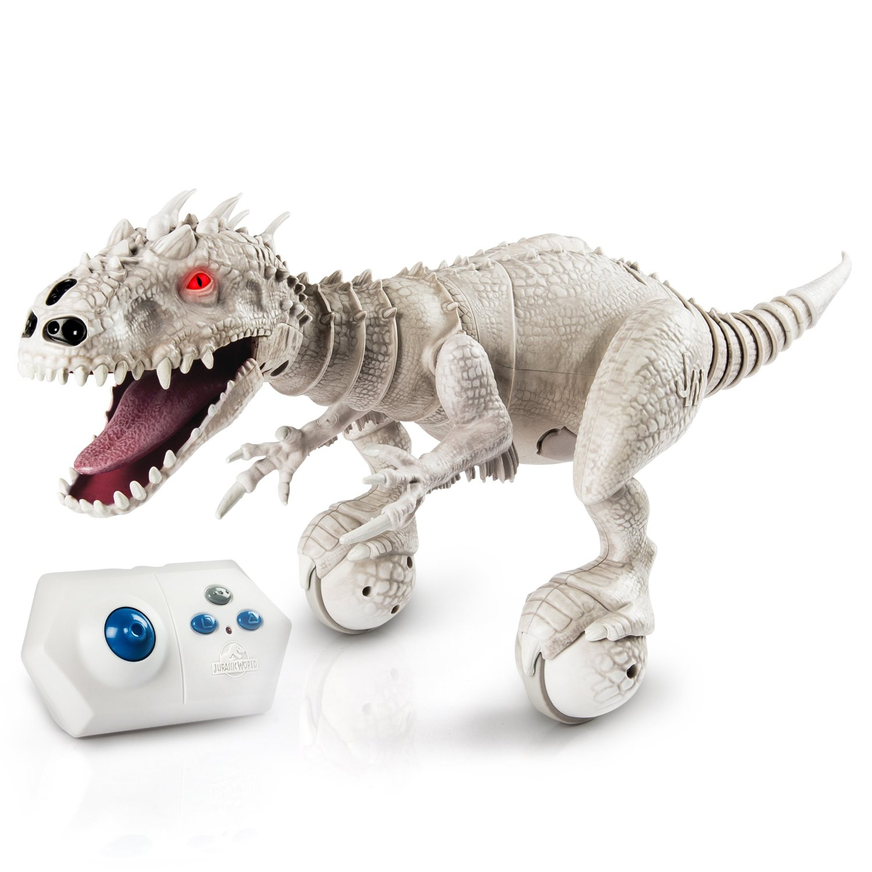 Интерактивный робот-игрушка Динозавр Мир Юрского периода Dino Zoomer