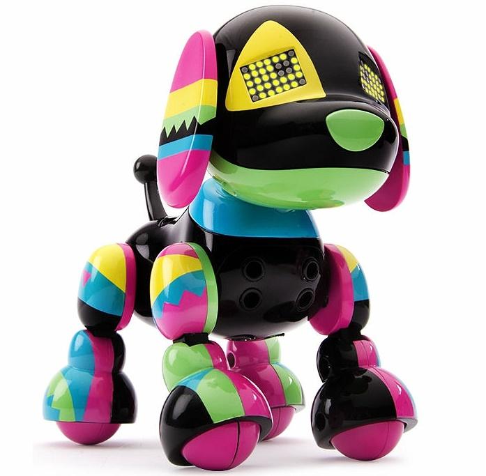Интерактивный робот-собака Щенок Заппи Zoomer