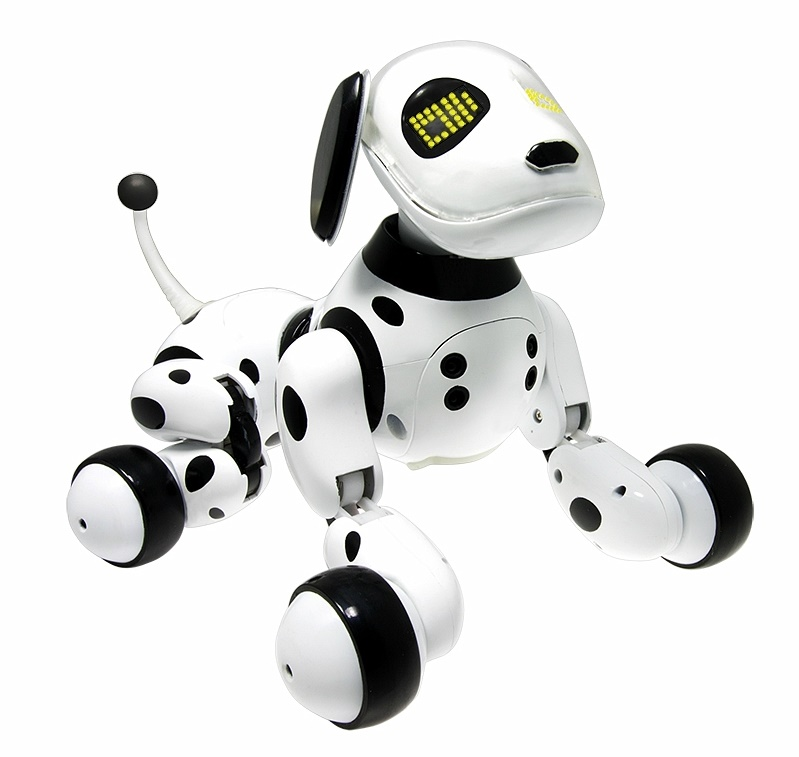 Интерактивный робот-собака Далматинец Zoomer