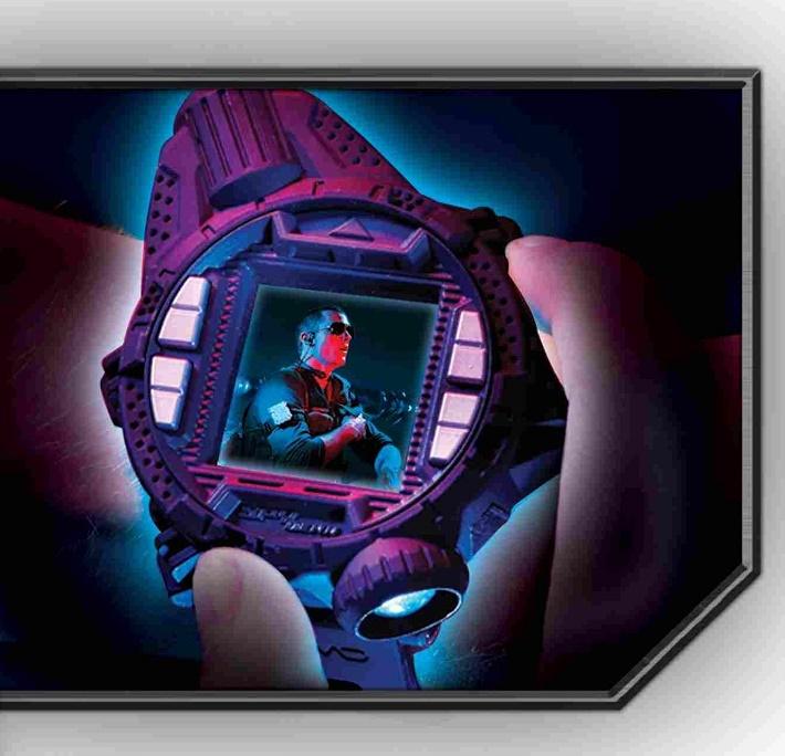 Шпионские видеочасы Tri-Optics Video Watch