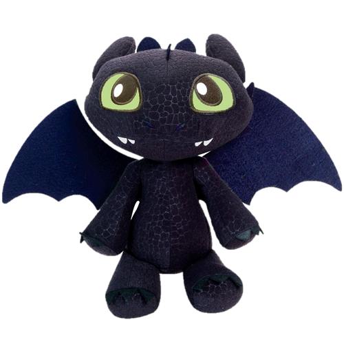 Мягкая игрушка Большой дракон Беззубик «Как приручить дракона»