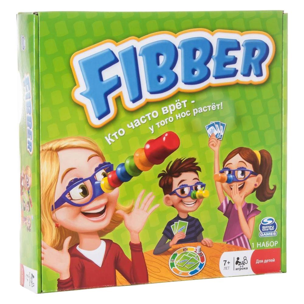 Настольная игра Fibber «Врунишка»