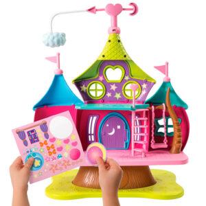 Игровой Дом волшебниц с фигуркой Хэйзл Little Charmers