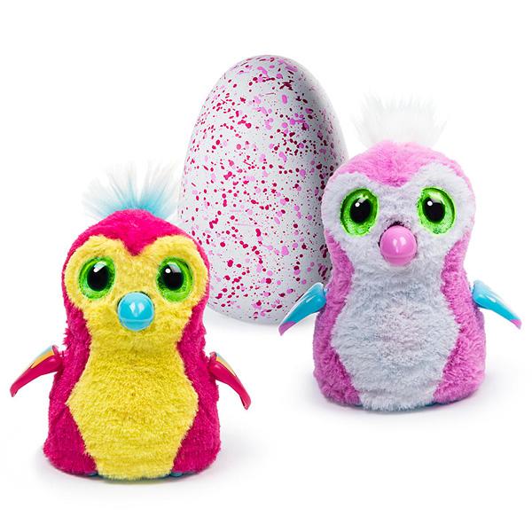 Интерактивная игрушка Пингвинчик в яйце Hatchimals