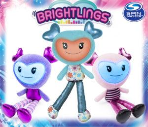 Интерактивная кукла Брайтлингс Brightlings Spin Master