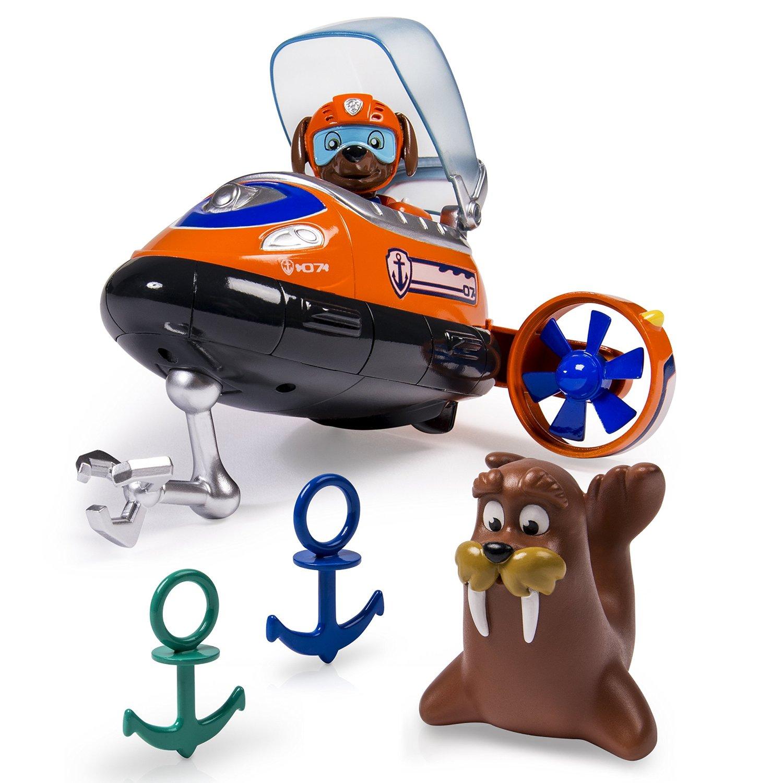 Игровой набор для ванной Зума и морские приключения «Щенячий патруль» Paw Patrol