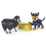 Игрушка Спасатель с питомцем Чейз с овцой Щенячий патруль Paw Patrol