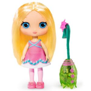 Кукла Поузи с метлой 20 см свет и звук Posie Маленькие Волшебницы Little Charmers