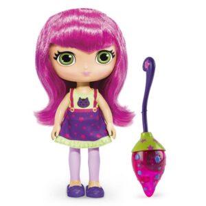 Кукла Хейзл с метлой 20 см свет и звук Hazel Маленькие Волшебницы Little Charmers