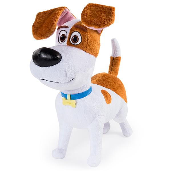 Мягкая игрушка Терьер Макс 30 см «Тайная жизнь домашних животных»
