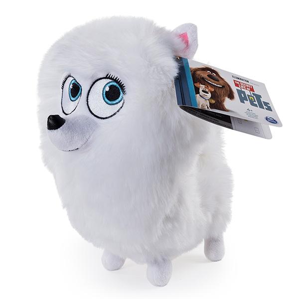 Мягкая игрушка Шпиц Гиджет 30 см «Тайная жизнь домашних животных»