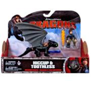 Набор Дракон и всадник Беззубик и Иккинг Dragons