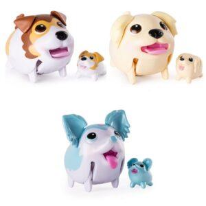 Набор из 2 фигурок-собачек Чабби Папис Chubby Puppies
