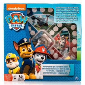 Настольная игра с кубиком и фишками большая Щенячий патруль Paw Patrol