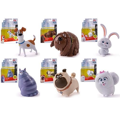 """Фигурка-игрушка героя """"Тайная жизнь домашних животных"""""""