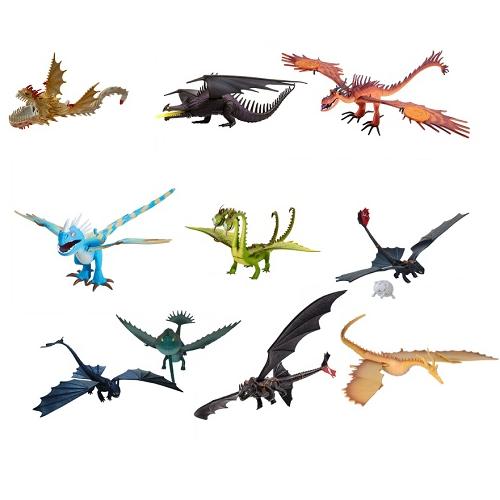 Функциональные драконы «Как приручить дракона» Dragons
