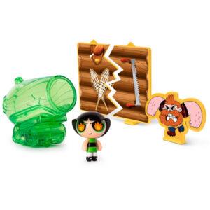 Игровой набор Суперкрошка Пестик в машинке Powerpuff Girls