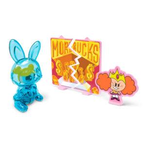 Игровой набор Суперкрошка Пузырек в машинке Powerpuff Girls
